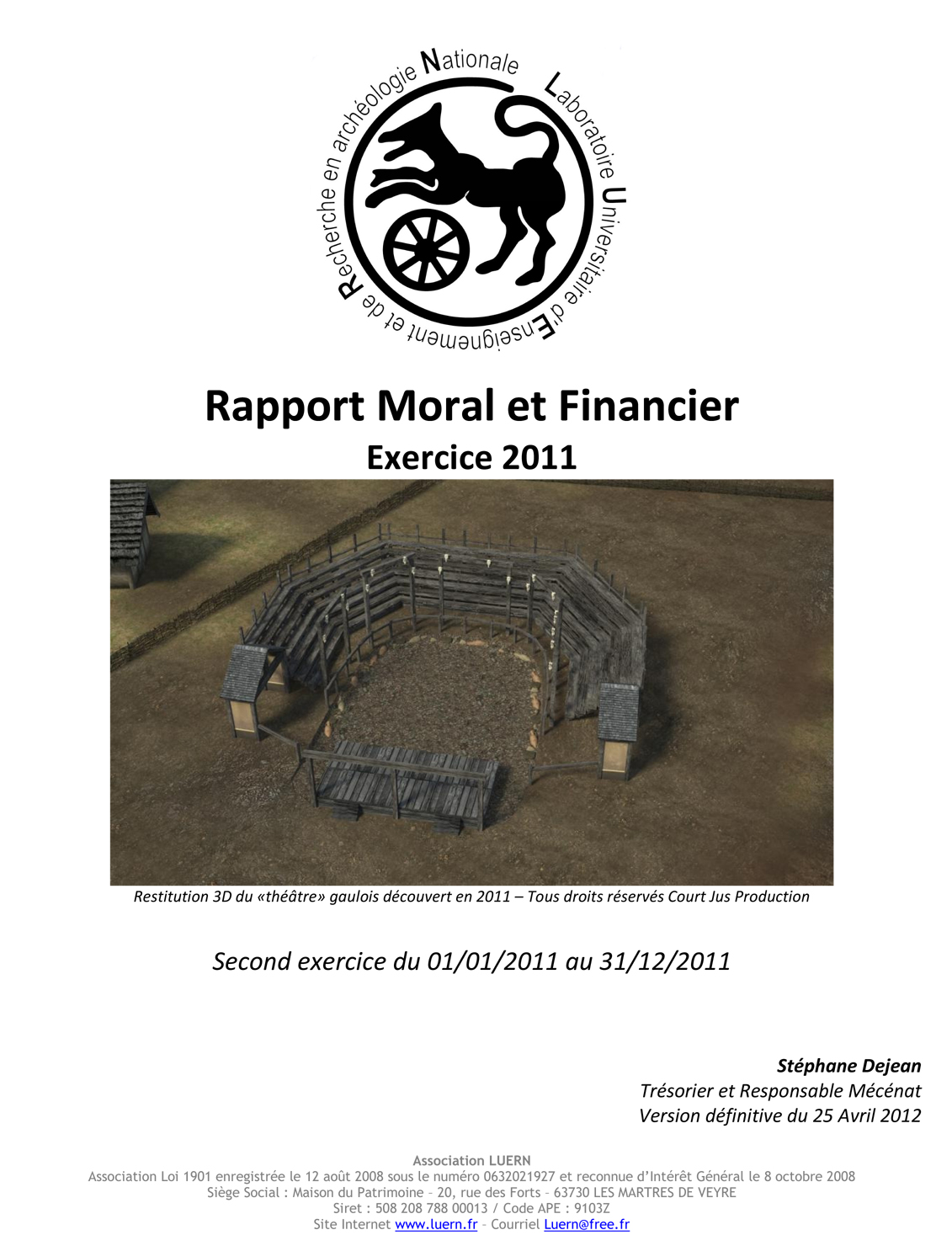 Rapport 2011