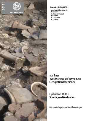 Rapport 2014 Le Bay